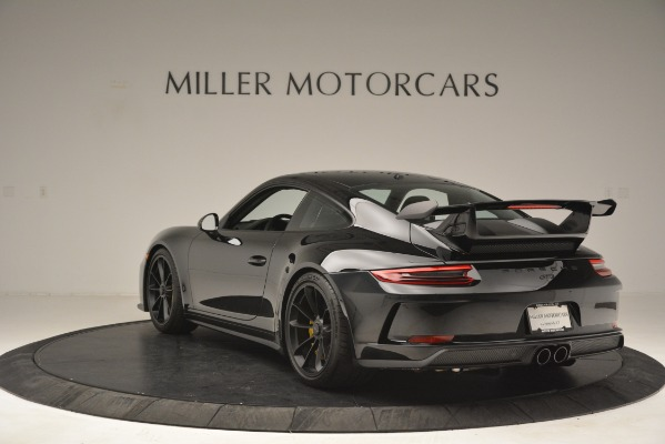 Used 2018 Porsche 911 GT3 for sale Sold at Aston Martin of Greenwich in Greenwich CT 06830 4
