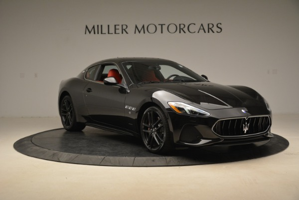 New 2018 Maserati GranTurismo Sport for sale Sold at Aston Martin of Greenwich in Greenwich CT 06830 10