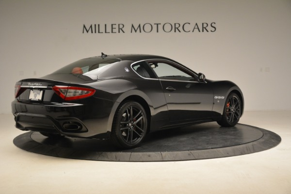 New 2018 Maserati GranTurismo Sport for sale Sold at Aston Martin of Greenwich in Greenwich CT 06830 7
