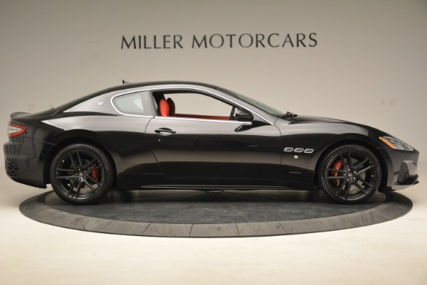 New 2018 Maserati GranTurismo Sport for sale Sold at Aston Martin of Greenwich in Greenwich CT 06830 8