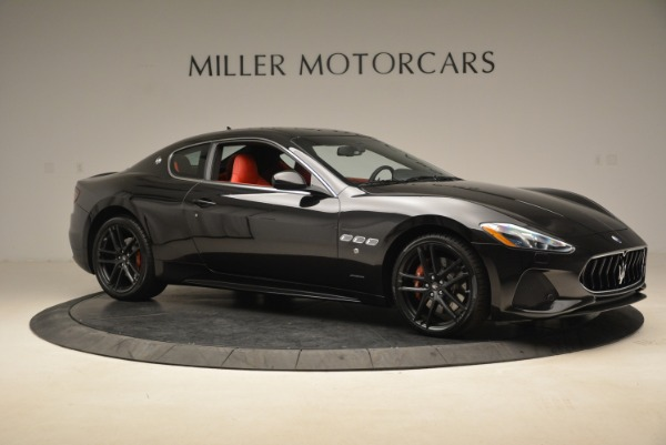 New 2018 Maserati GranTurismo Sport for sale Sold at Aston Martin of Greenwich in Greenwich CT 06830 9