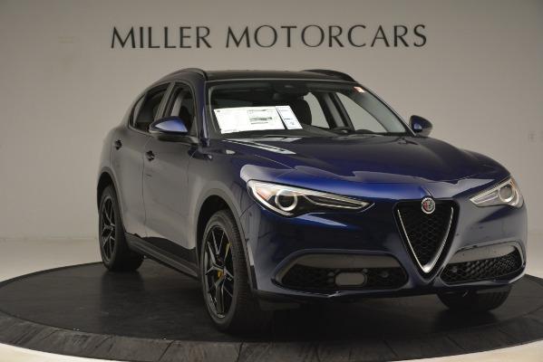 New 2019 Alfa Romeo Stelvio Sport Q4 for sale Sold at Aston Martin of Greenwich in Greenwich CT 06830 11
