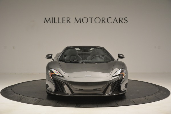 Used 2016 McLaren 650S Spider Convertible for sale Sold at Aston Martin of Greenwich in Greenwich CT 06830 21
