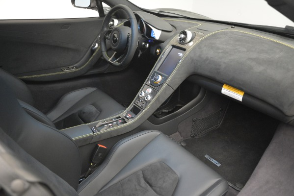 Used 2016 McLaren 650S Spider Convertible for sale Sold at Aston Martin of Greenwich in Greenwich CT 06830 25