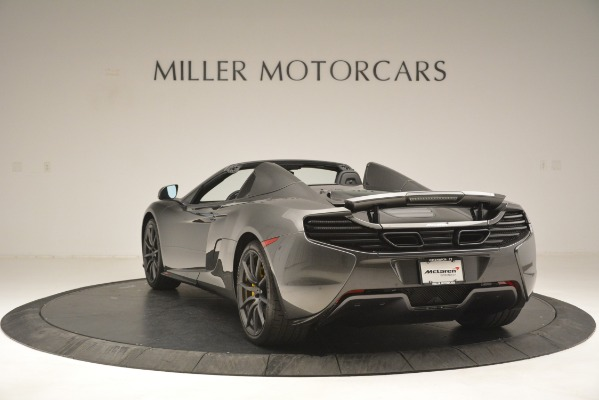 Used 2016 McLaren 650S Spider Convertible for sale Sold at Aston Martin of Greenwich in Greenwich CT 06830 5