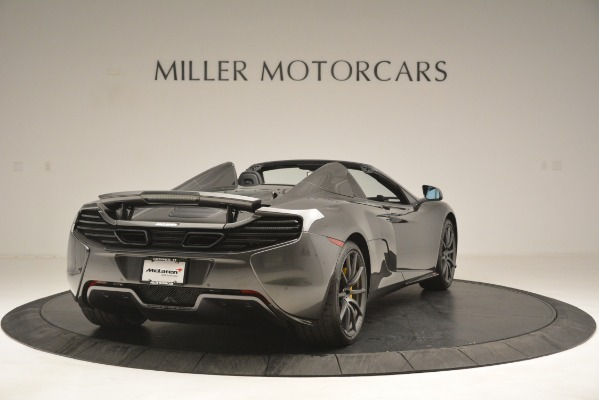 Used 2016 McLaren 650S Spider Convertible for sale Sold at Aston Martin of Greenwich in Greenwich CT 06830 7