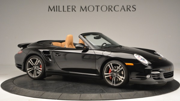 Used 2012 Porsche 911 Turbo for sale Sold at Aston Martin of Greenwich in Greenwich CT 06830 10