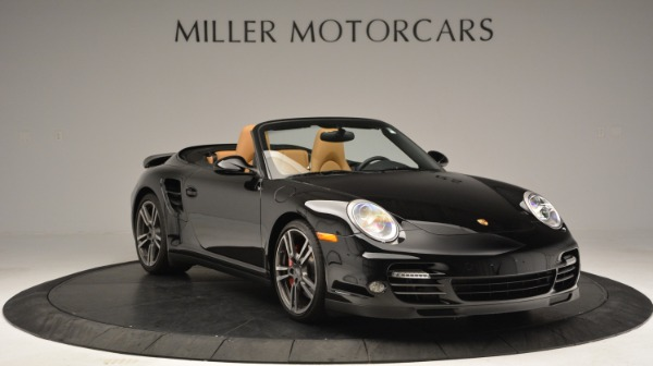 Used 2012 Porsche 911 Turbo for sale Sold at Aston Martin of Greenwich in Greenwich CT 06830 11