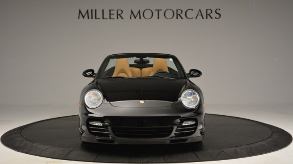 Used 2012 Porsche 911 Turbo for sale Sold at Aston Martin of Greenwich in Greenwich CT 06830 12