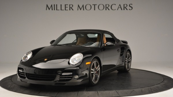 Used 2012 Porsche 911 Turbo for sale Sold at Aston Martin of Greenwich in Greenwich CT 06830 13