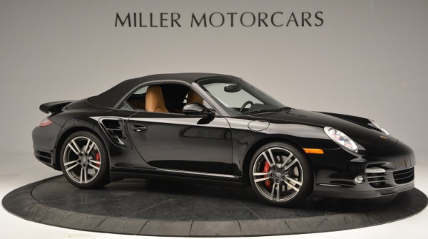 Used 2012 Porsche 911 Turbo for sale Sold at Aston Martin of Greenwich in Greenwich CT 06830 17