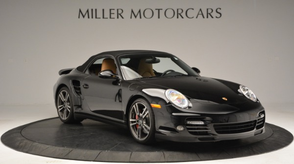 Used 2012 Porsche 911 Turbo for sale Sold at Aston Martin of Greenwich in Greenwich CT 06830 18