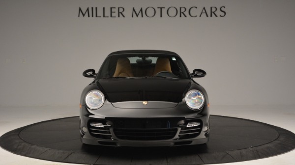 Used 2012 Porsche 911 Turbo for sale Sold at Aston Martin of Greenwich in Greenwich CT 06830 19