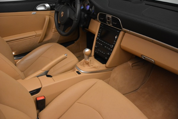 Used 2012 Porsche 911 Turbo for sale Sold at Aston Martin of Greenwich in Greenwich CT 06830 24