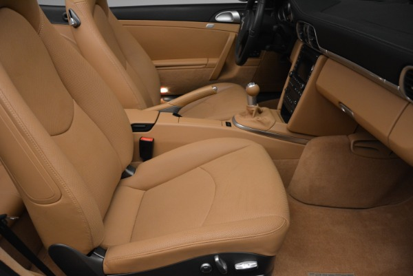 Used 2012 Porsche 911 Turbo for sale Sold at Aston Martin of Greenwich in Greenwich CT 06830 25