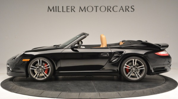 Used 2012 Porsche 911 Turbo for sale Sold at Aston Martin of Greenwich in Greenwich CT 06830 3