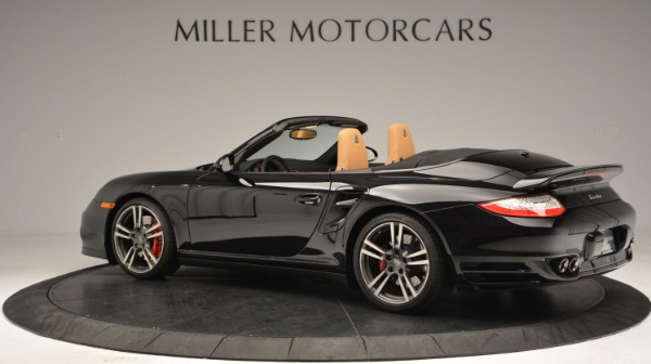 Used 2012 Porsche 911 Turbo for sale Sold at Aston Martin of Greenwich in Greenwich CT 06830 4