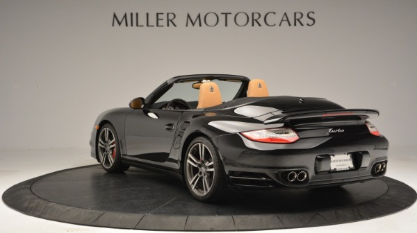 Used 2012 Porsche 911 Turbo for sale Sold at Aston Martin of Greenwich in Greenwich CT 06830 5