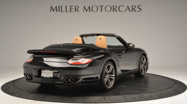 Used 2012 Porsche 911 Turbo for sale Sold at Aston Martin of Greenwich in Greenwich CT 06830 7