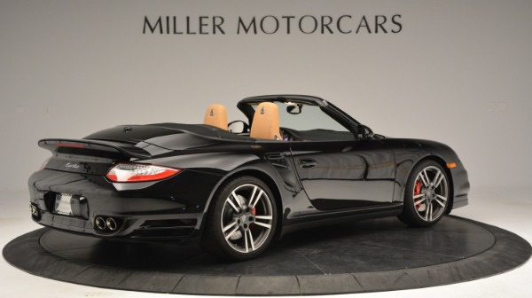 Used 2012 Porsche 911 Turbo for sale Sold at Aston Martin of Greenwich in Greenwich CT 06830 8