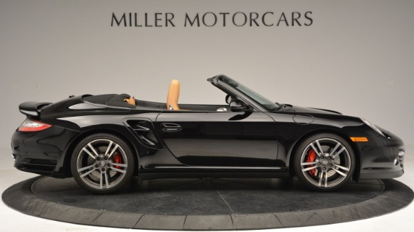 Used 2012 Porsche 911 Turbo for sale Sold at Aston Martin of Greenwich in Greenwich CT 06830 9