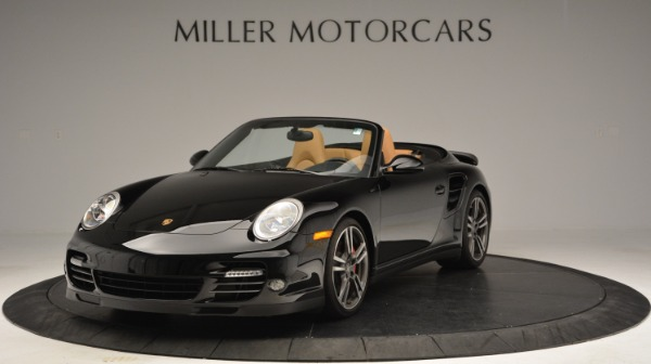 Used 2012 Porsche 911 Turbo for sale Sold at Aston Martin of Greenwich in Greenwich CT 06830 1
