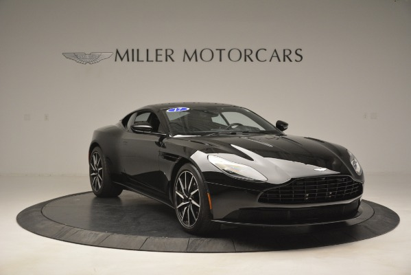 Used 2017 Aston Martin DB11 V12 Coupe for sale Sold at Aston Martin of Greenwich in Greenwich CT 06830 11