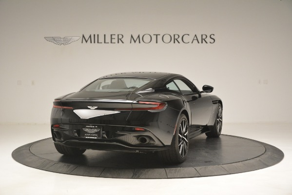 Used 2017 Aston Martin DB11 V12 Coupe for sale Sold at Aston Martin of Greenwich in Greenwich CT 06830 7