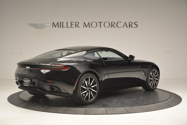 Used 2017 Aston Martin DB11 V12 Coupe for sale Sold at Aston Martin of Greenwich in Greenwich CT 06830 8