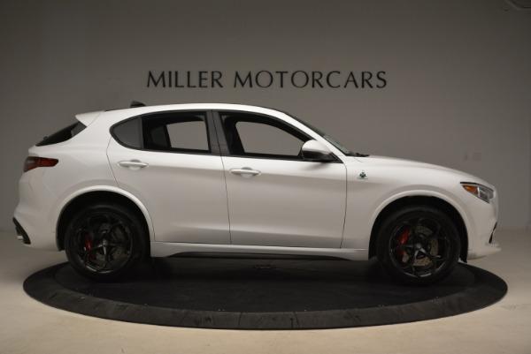 New 2019 Alfa Romeo Stelvio Quadrifoglio for sale Sold at Aston Martin of Greenwich in Greenwich CT 06830 10