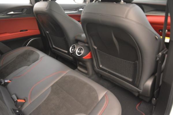 New 2019 Alfa Romeo Stelvio Quadrifoglio for sale Sold at Aston Martin of Greenwich in Greenwich CT 06830 23