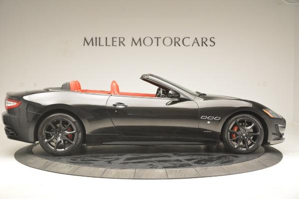 Used 2014 Maserati GranTurismo Sport for sale Sold at Aston Martin of Greenwich in Greenwich CT 06830 10