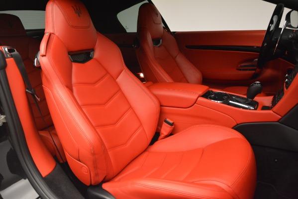 Used 2014 Maserati GranTurismo Sport for sale Sold at Aston Martin of Greenwich in Greenwich CT 06830 24