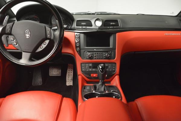 Used 2014 Maserati GranTurismo Sport for sale Sold at Aston Martin of Greenwich in Greenwich CT 06830 26