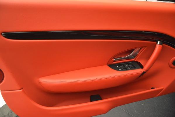 Used 2014 Maserati GranTurismo Sport for sale Sold at Aston Martin of Greenwich in Greenwich CT 06830 27