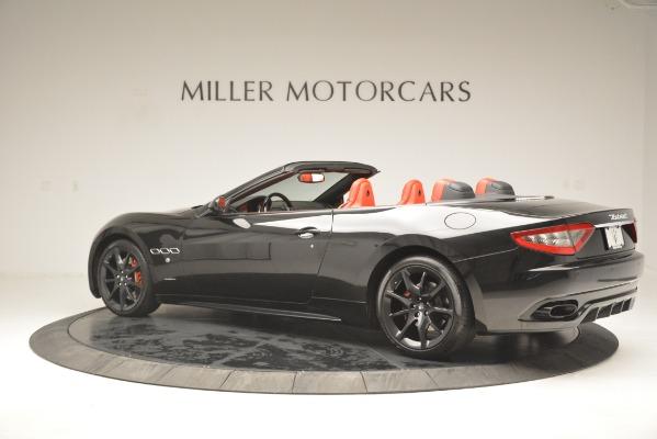Used 2014 Maserati GranTurismo Sport for sale Sold at Aston Martin of Greenwich in Greenwich CT 06830 4