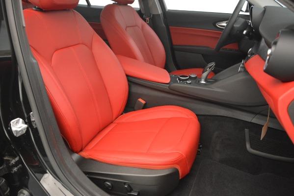 New 2019 Alfa Romeo Giulia Q4 for sale Sold at Aston Martin of Greenwich in Greenwich CT 06830 24