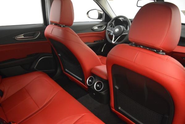 New 2019 Alfa Romeo Giulia Q4 for sale Sold at Aston Martin of Greenwich in Greenwich CT 06830 28
