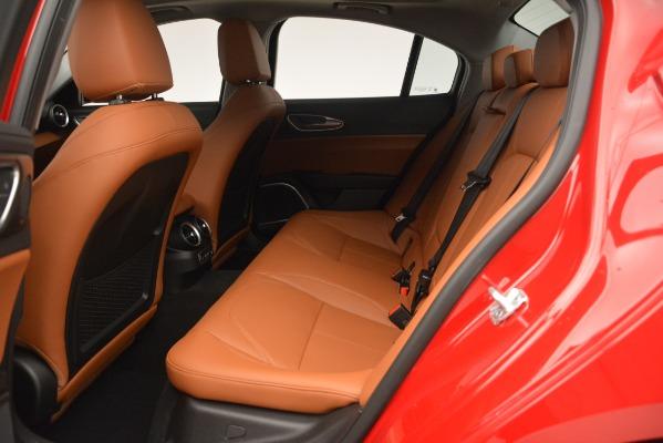 New 2019 Alfa Romeo Giulia Q4 for sale Sold at Aston Martin of Greenwich in Greenwich CT 06830 19