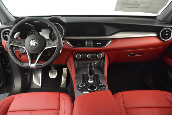New 2019 Alfa Romeo Stelvio Sport Q4 for sale Sold at Aston Martin of Greenwich in Greenwich CT 06830 16