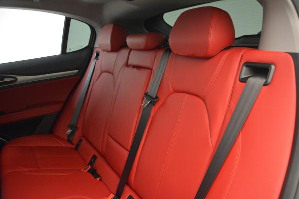 New 2019 Alfa Romeo Stelvio Sport Q4 for sale Sold at Aston Martin of Greenwich in Greenwich CT 06830 18