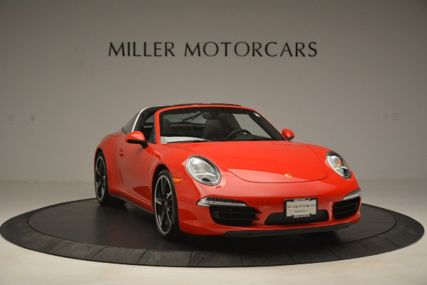 Used 2016 Porsche 911 Targa 4S for sale Sold at Aston Martin of Greenwich in Greenwich CT 06830 11