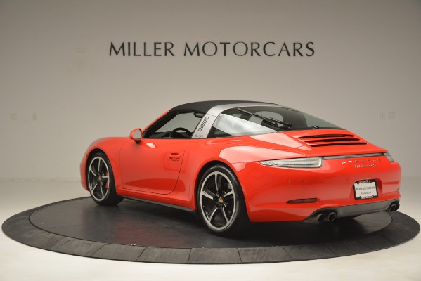 Used 2016 Porsche 911 Targa 4S for sale Sold at Aston Martin of Greenwich in Greenwich CT 06830 15