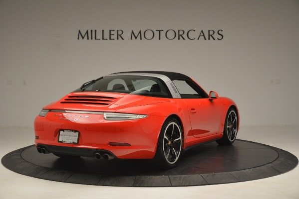 Used 2016 Porsche 911 Targa 4S for sale Sold at Aston Martin of Greenwich in Greenwich CT 06830 16