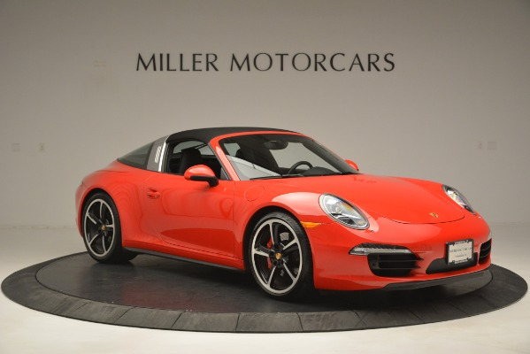 Used 2016 Porsche 911 Targa 4S for sale Sold at Aston Martin of Greenwich in Greenwich CT 06830 18
