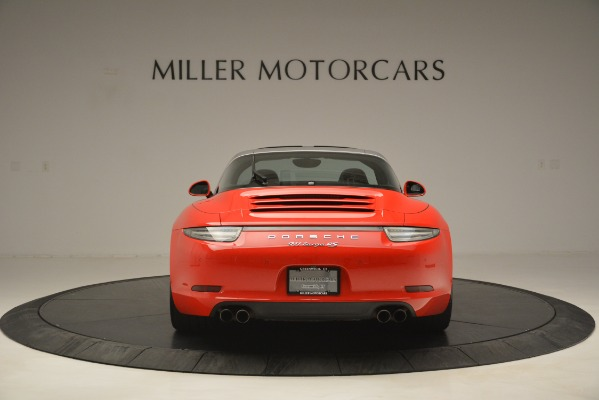 Used 2016 Porsche 911 Targa 4S for sale Sold at Aston Martin of Greenwich in Greenwich CT 06830 6