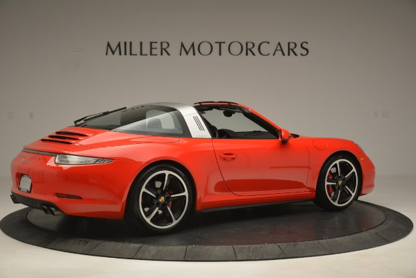 Used 2016 Porsche 911 Targa 4S for sale Sold at Aston Martin of Greenwich in Greenwich CT 06830 8