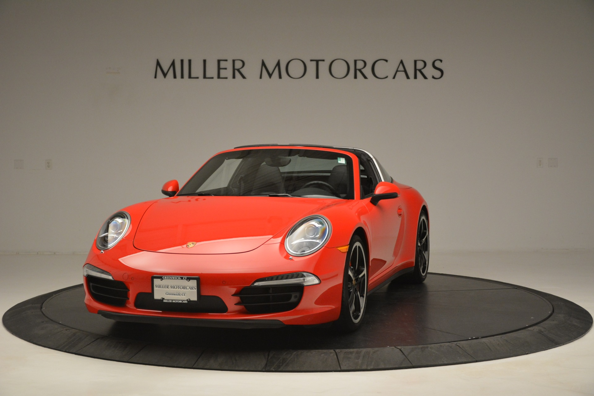 Used 2016 Porsche 911 Targa 4S for sale Sold at Aston Martin of Greenwich in Greenwich CT 06830 1
