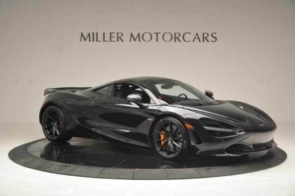 New 2019 McLaren 720S Coupe for sale $351,470 at Aston Martin of Greenwich in Greenwich CT 06830 10