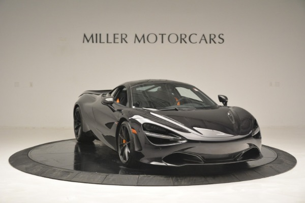 New 2019 McLaren 720S Coupe for sale $351,470 at Aston Martin of Greenwich in Greenwich CT 06830 11